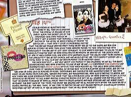 The Veronicas: An Inspiration to Us All | The girls remember the gifts we presented to them on their tour bus.