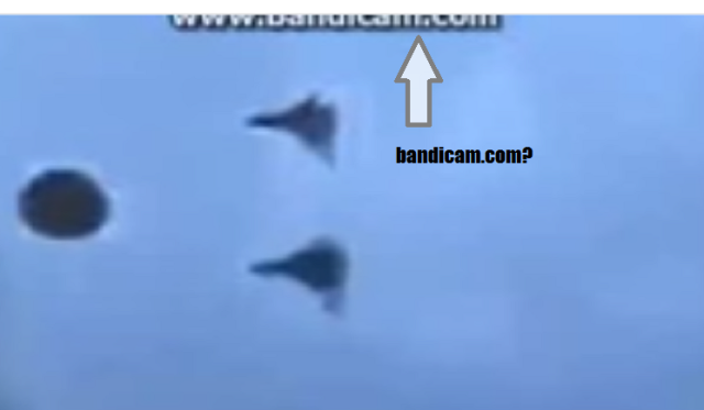 This bandicam.com thing must be embedded into the video.