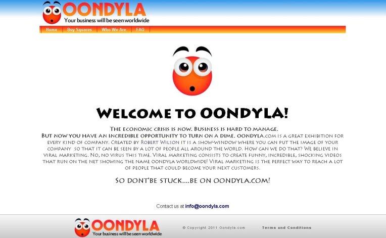 oondyla former website